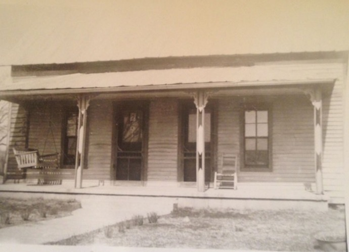 ? Ogles house