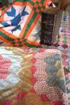 Hwy 41 vert quilt tops, goodspeeds