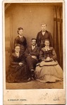 Scot family of 5, R. Stewart, Elgin