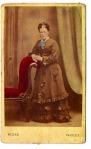 Scot lady, hand painted, Millar, Paisley