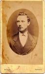 Scot man, bust shot, Millar, Paisley