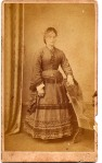 Scot woman, standing, GW McPherson, Aberdeen