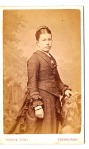 Scots lady, Howie Junr, ca. 1877