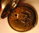 Dufftown, Walker engraved on the inside of the watch