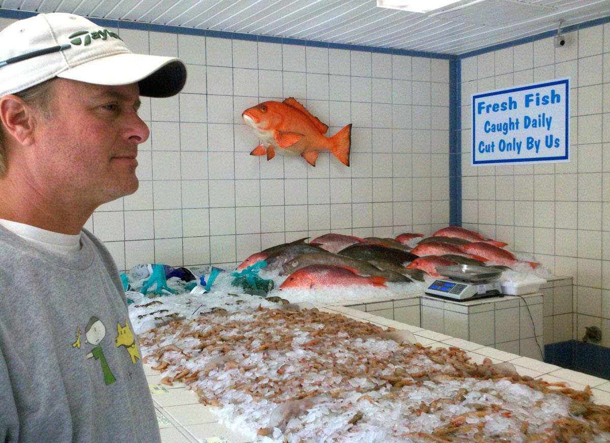 Okaloosa island ft walton destin florida for Destin fish market