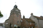 scot - crail famous tower