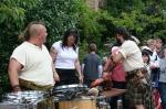scot, crail festival band