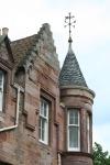 scot-crail, victorian turrett, vane