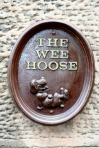 scot-crail wee house sign
