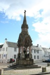 scot- dunkeld monument