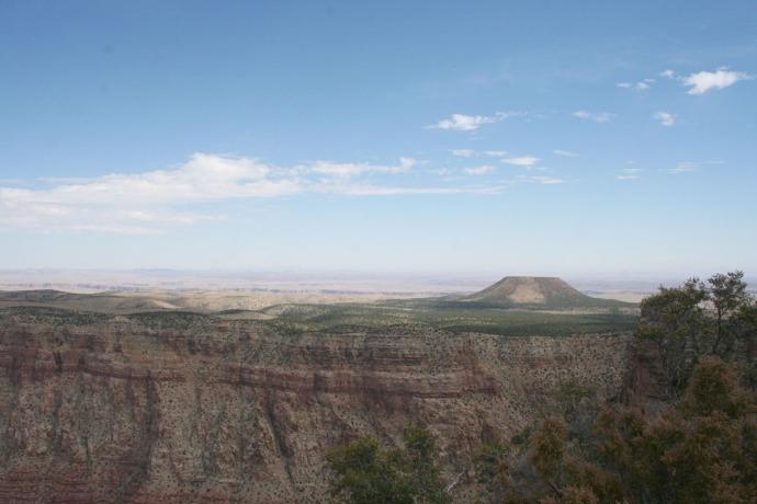 grand canyon, hori, cedar mtn