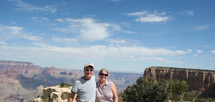 grand canyon jamie, wally, pano3