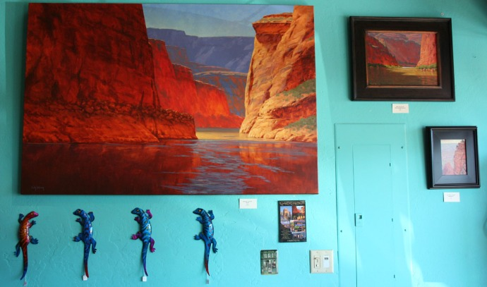 jerome, quince cafe, gc art 1