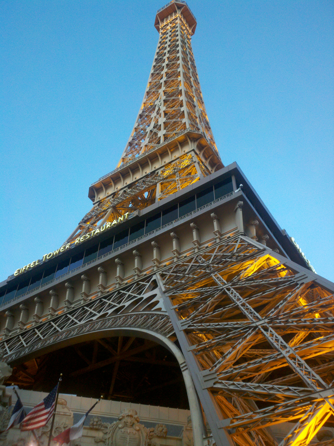 LV-eiffel tower