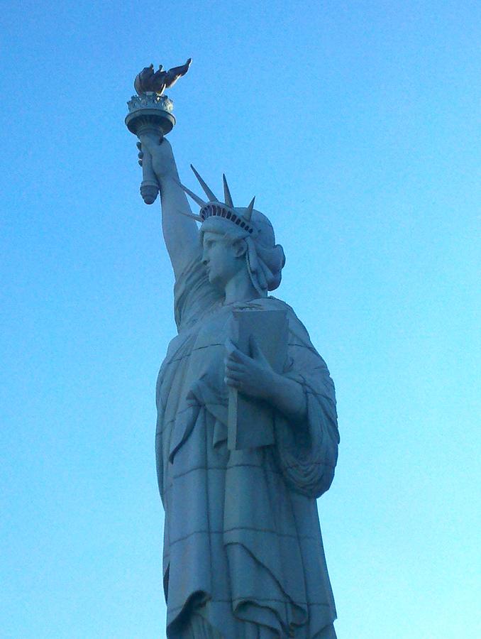 LV-statue of lib, NY