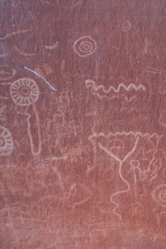 valley of fire atal petroglyph