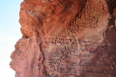 valley of Fire head rock