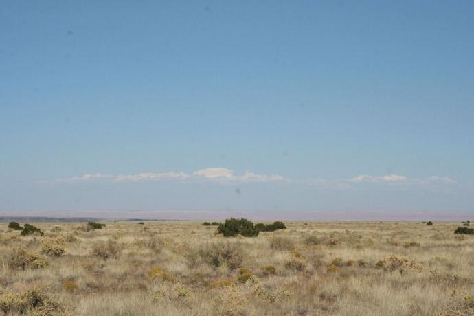wupatki view of desert