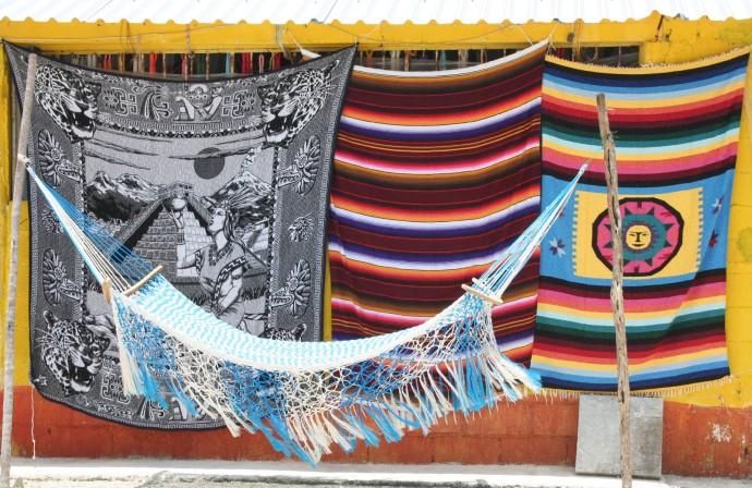 blankets & hammock