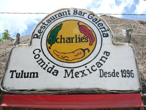 charlies sign