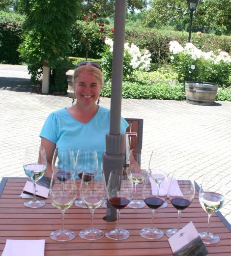 Kendall, jamie, wine lineup