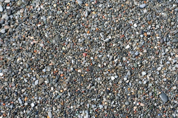 Mendo-cove sand pebbles