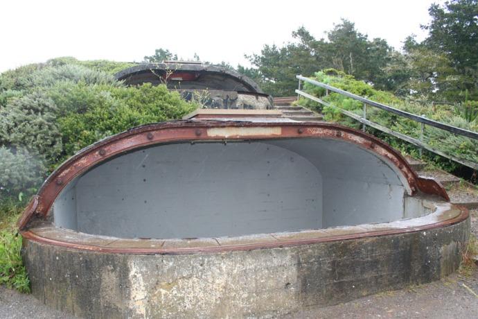 Muir, jap boat lookouts