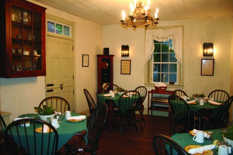 salem, aug. zevely breakfast room