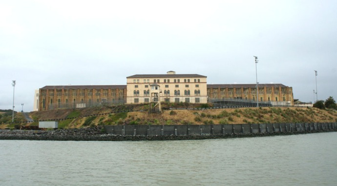 San Quentin, front