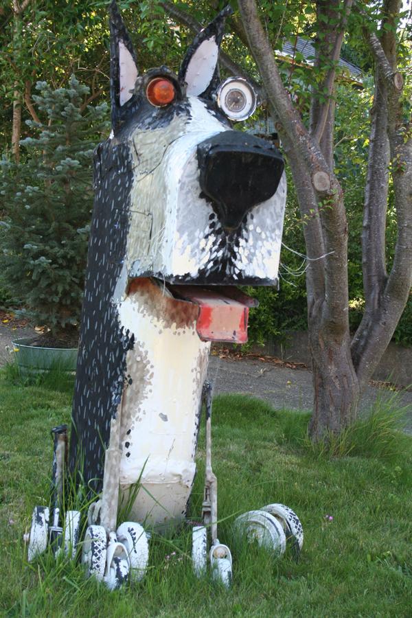 Sebast art-dog