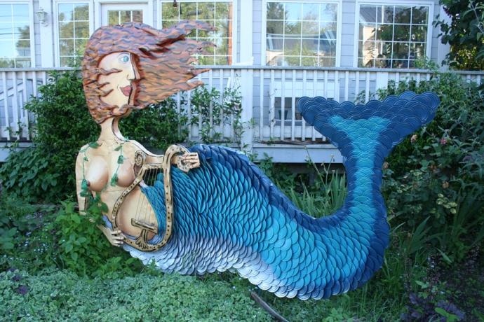 Sebast art-mermaid
