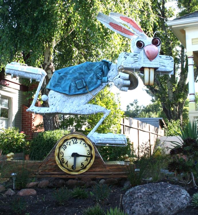 Sebast art-rabbit running