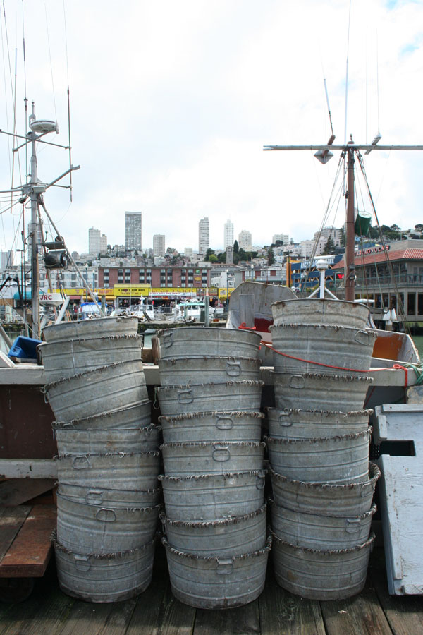 Fishermans Market San Francisco