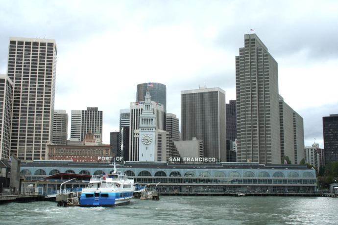 SFFM-Ferry Building, Port of SF