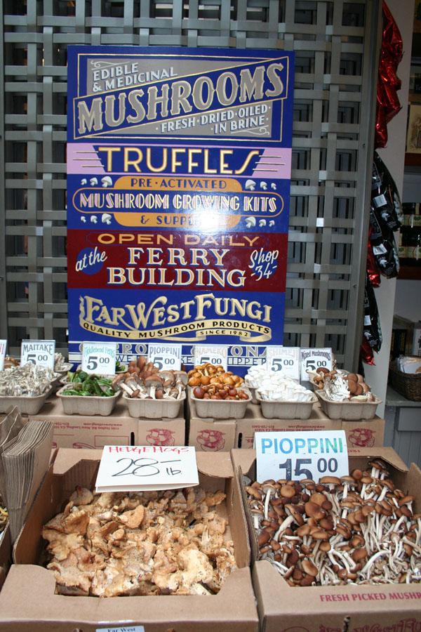 SFFM mushroom sign