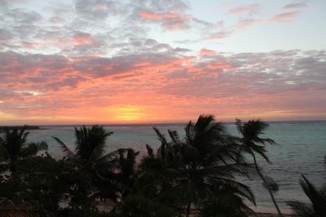 Soliman Bay Sunrise 1