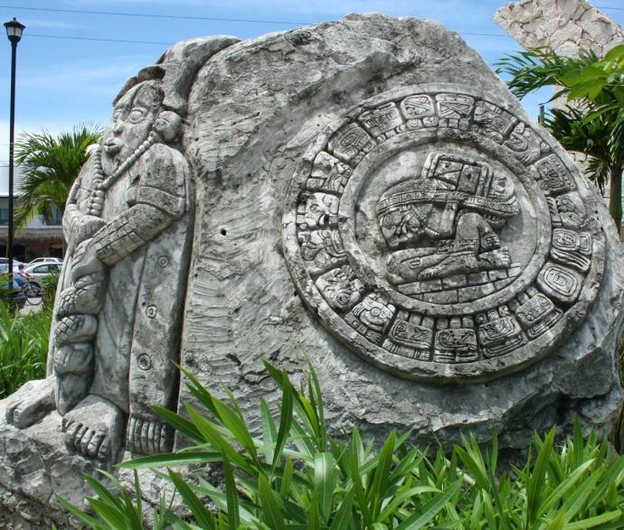 tulum park calendar, figure
