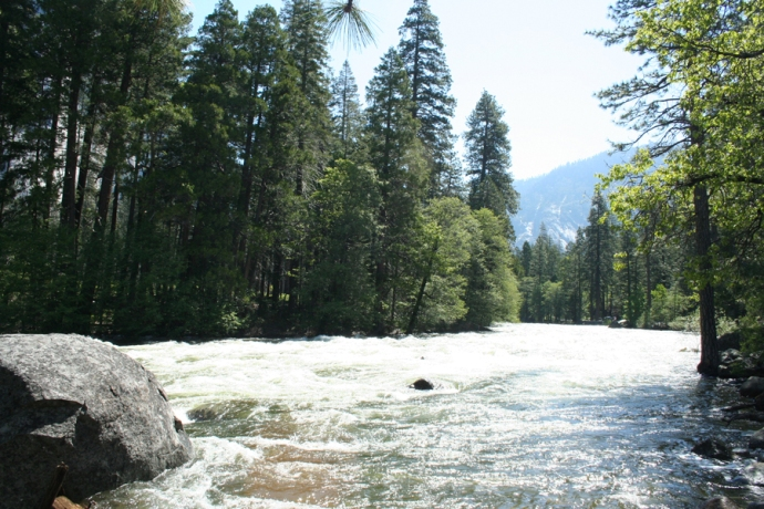 Yose-Merced River