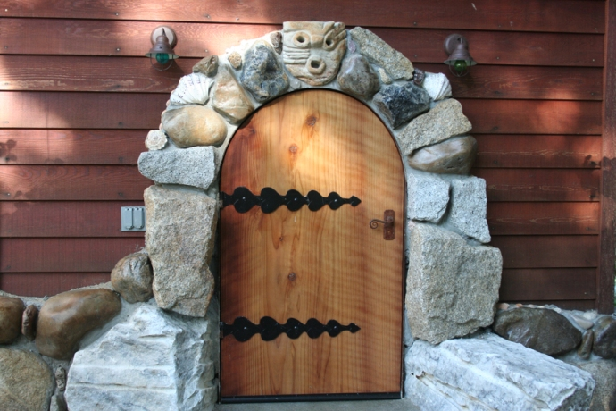 Yose, spinn, meditation door