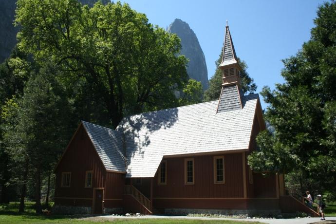 Yose-yose chapel