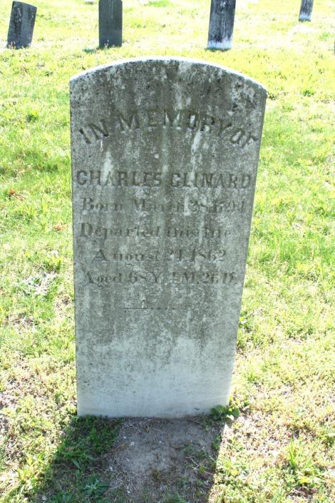 AC Prim Baptist, Charles Clinard, 1794-1862