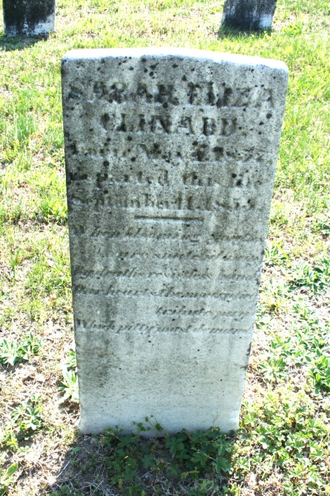 AC Prim Baptist, Sarah Eliza Clinard