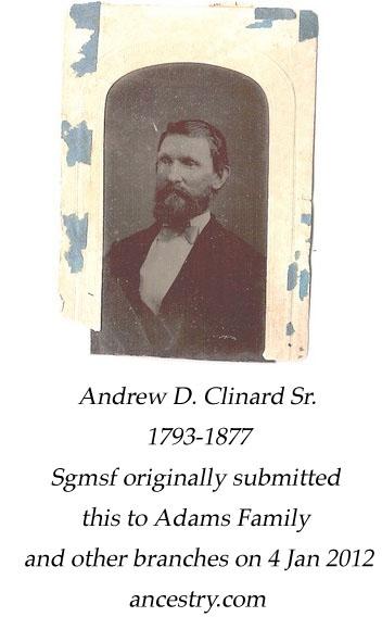 Andrew D. Clinard Sr.