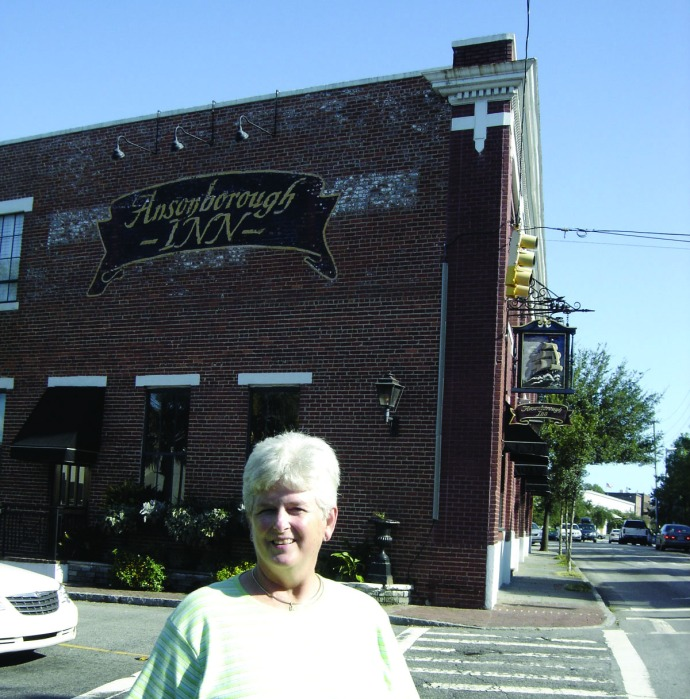 Charleston, Mom at Ansonborough