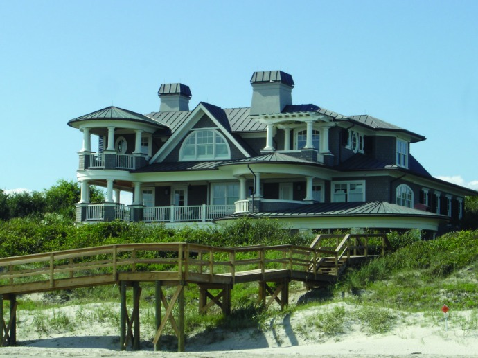 Kiawah island house