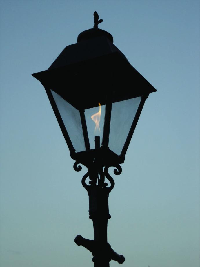 Savannah lantern