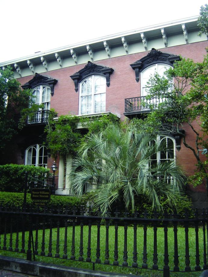 Savannah Mercer Williams House Museum