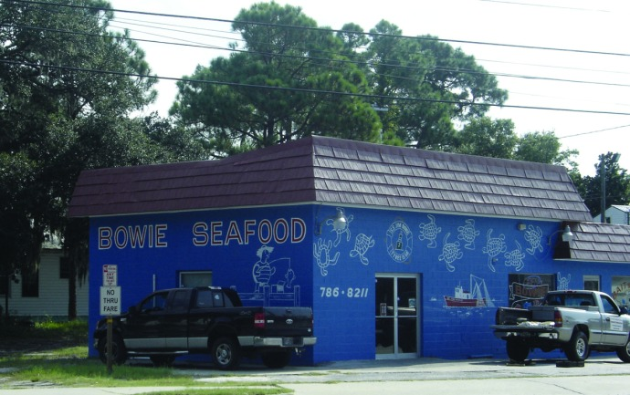 Tybee Island Bowie Seafood