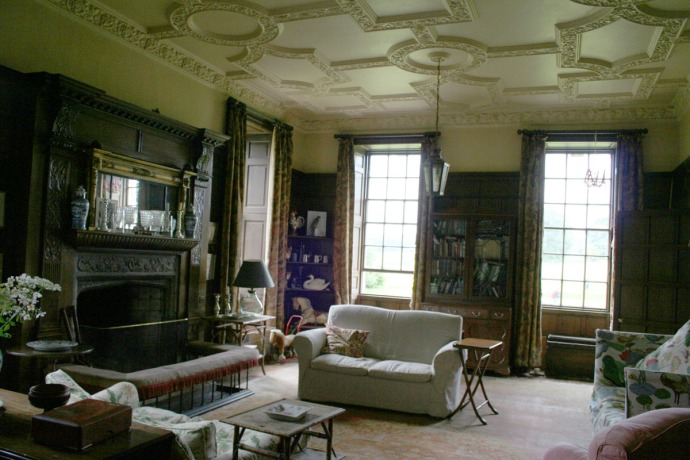 Egling living room, ceiling