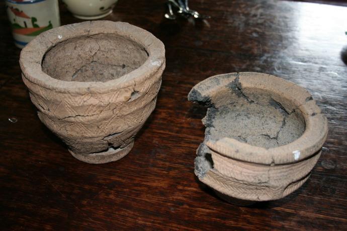 Egling roman pots